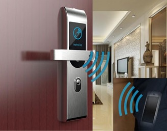 Charmant 蓝牙手机门锁. Smart Phone Bluetooth Based Door Lock Make It Possible That ...