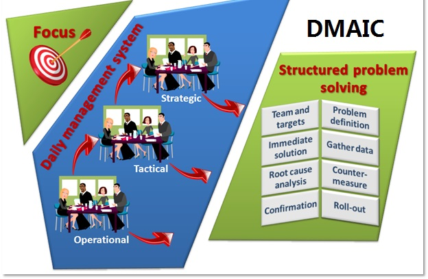 DMAIC and DMS